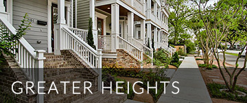 Houston Greater Heights Homes For Sale