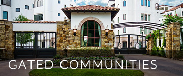 Houston Central Gated Communities Homes for Sale
