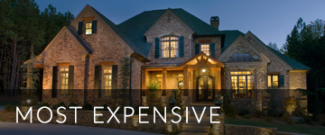 Houston Central Most Expensive Homes for Sale