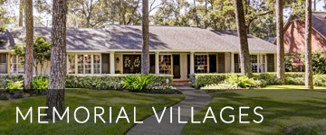 Houston Memorial Villages Homes For Sale