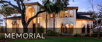 Houston Memorial Homes for Sale