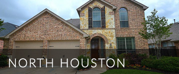 North Houston Homes for Sale