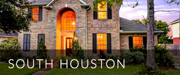 Houston South Homes for Sale