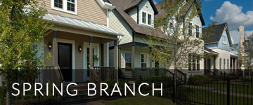 Houston Spring Branch Homes for Sale
