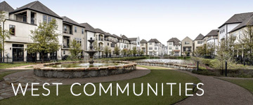 Houston West Communities Homes for Sale